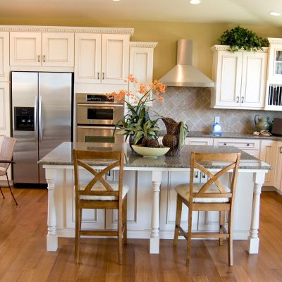 Three Types of Durable Kitchen Flooring