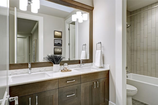 We Can Help You Come Up with Bathroom Design Ideas